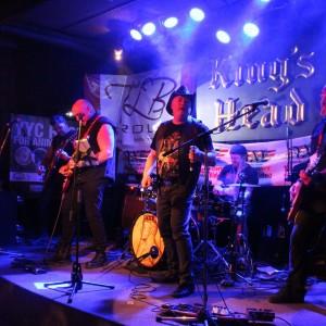Throttle Up - Rock Band in Calgary, Alberta