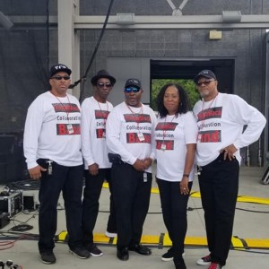 Throwback Collaboration Band - Party Band in Fayetteville, North Carolina