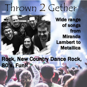 Thrown 2 Gether - Party Band in Ravenna, Ohio