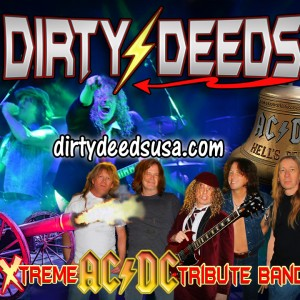 Extreme AC/DC Dirty Deeds - AC/DC Tribute Band in Cleveland, Ohio