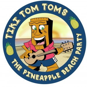 Tiki Tom Toms & the Pineapple Beach Party - Beach Music in Bargersville, Indiana