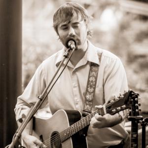 Tim P White - Singing Guitarist in Greenville, South Carolina