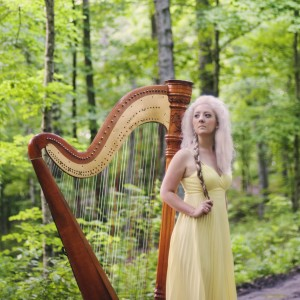 Timbre - Harpist in Nashville, Tennessee