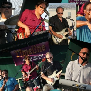 Timeline - Party Band in Rochester, New York