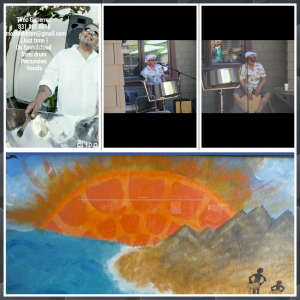 Timo (Small Axe) Steel Drum & Vocals - Steel Drum Player in San Jose, California
