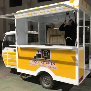 Tino's Kitchen - Food Truck / Concessions in Los Angeles, California
