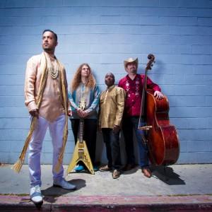 Aki Goes To Bollywood - World Music / Blues Band in San Jose, California