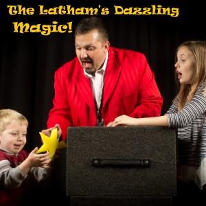 The Latham's Dazzling Magic - Magician in Joppa, Alabama