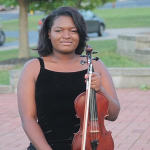 Tamaiya J- TJWilson Studio - Violinist / Strolling Violinist in Cincinnati, Ohio