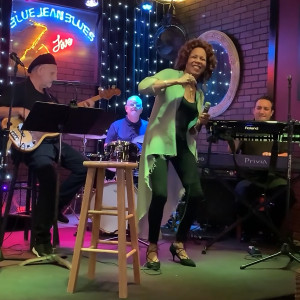 Sabrena Rich and the TK Blu Band - Jazz Band / Holiday Party Entertainment in Fort Lauderdale, Florida