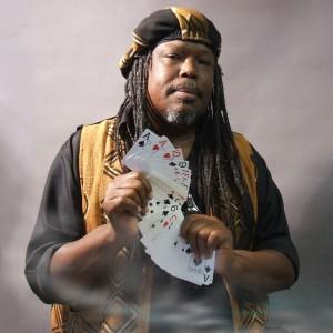 """Toe-Knee""  Street Magic at its Finest - Magician in Pennsauken, New Jersey"