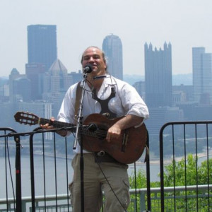 Martin the Troubadour - Singing Pianist / Dixieland Band in Pittsburgh, Pennsylvania