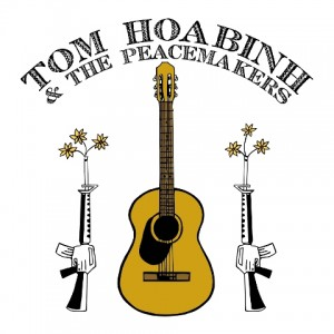 Tom Hoa Binh and the Peacemakers - Acoustic Band in Asheville, North Carolina