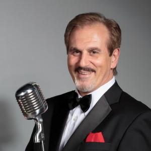 Tom Johnston - Rat Pack Tribute Show in Racine, Wisconsin
