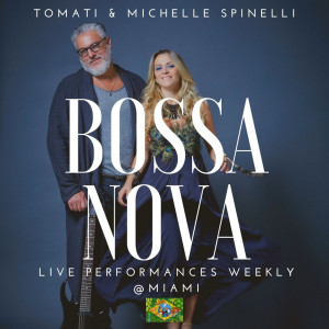 Bossa Nova Jazz: Tomati & Michelle Spinelli Duo or Band - Jazz Band / Holiday Party Entertainment in Miami Beach, Florida