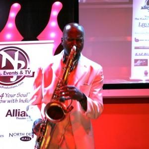 Tommy Mays - Saxophone Player in Atlanta, Georgia