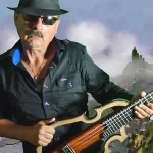 Tony Jazz - One Man Band in Barranquitas, Puerto Rico
