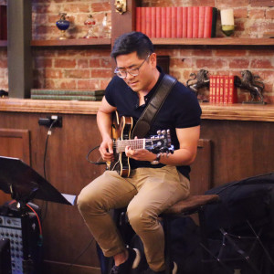 Tony Song - Jazz Guitarist in Brooklyn, New York