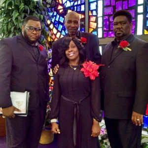 Tony Vicks & The Mighty Peacemakers - Gospel Music Group in Tallahassee, Florida