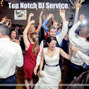 Top Notch DJ Service - Wedding DJ in Raleigh, North Carolina
