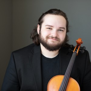 Patrick Monnius, Strings - Violinist in Nashville, Tennessee