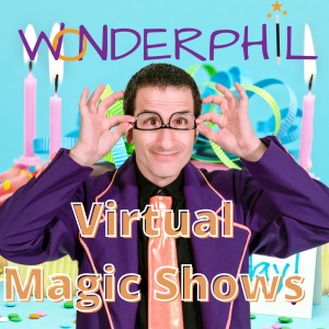 WonderPhil - Children's Party Magician / Comedy Magician in Toronto, Ontario
