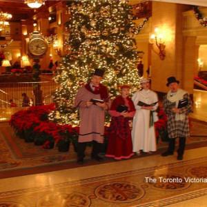 Toronto Victorian Carolers - Christmas Carolers in Toronto, Ontario