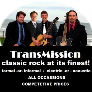Transmission - Cover Band / Party Band in Providence, Rhode Island