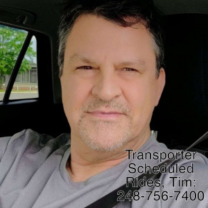 Transporter Scheduled Rides - Chauffeur / Limo Service Company in Northville, Michigan