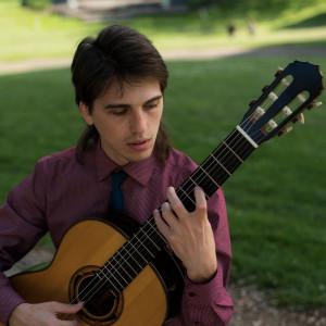 Travis Johnson - Classical Guitarist / Jazz Band in Beaverton, Oregon