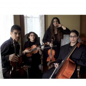 Travis Laughlin - Classical Ensemble in Los Angeles, California