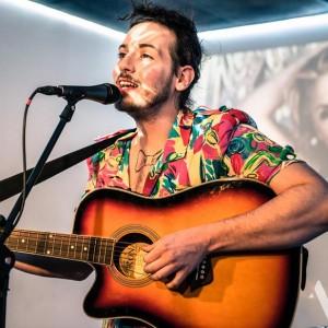 Travis Love Benson - Singing Guitarist in Port Jervis, New York