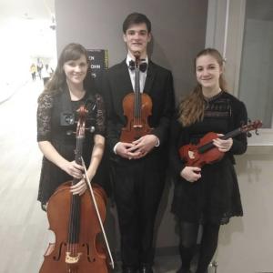 Trio Con Brio - Classical Ensemble in Fairborn, Ohio