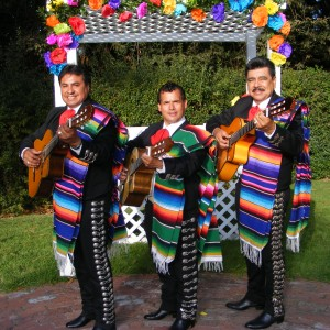 Trio Sol de Mexico - Mariachi Band in San Jose, California