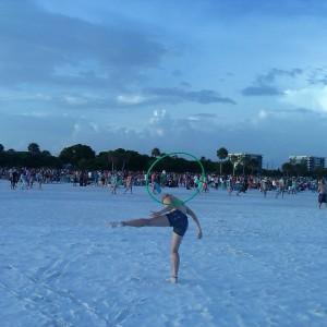 Trippy toes - Hoop Dancer / Fire Dancer in Bradenton, Florida