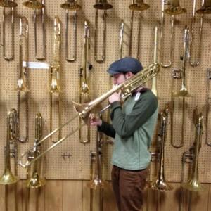 Trombone Player - Trombone Player in Philadelphia, Pennsylvania