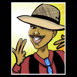 Tucky: Art & Caricatures - Caricaturist / Fine Artist in Vallejo, California
