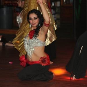 Turkish Dance by Rabia - Belly Dancer in Anchorage, Alaska