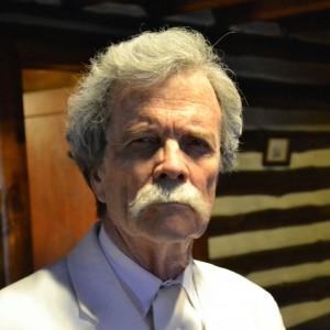 Twain in the 21st - Historical Character in Greensboro, North Carolina