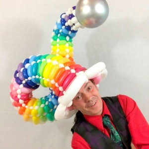 Twist The Balloonman - Balloon Twister / Comedy Magician in Huntersville, North Carolina