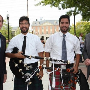 Sprowl Brothers - Bagpiper / Celtic Music in Felton, Delaware