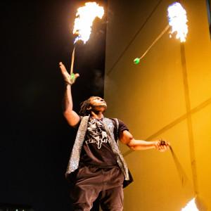 Tyfoods - Fire Dancer in Boca Raton, Florida