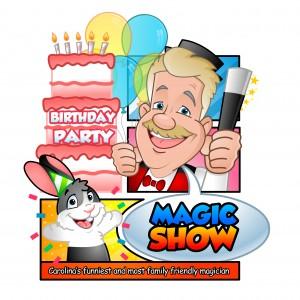 Uncle Bucks Magic Show - Children's Party Magician in Charlotte, North Carolina