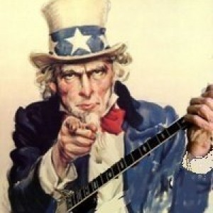 Uncle Sam Wants Banjo Players