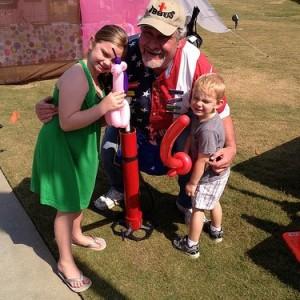 Uncle Sam's Magic Show - Children's Party Entertainment in Augusta, Georgia