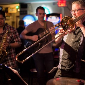 Funk Jazz Formation - Jazz Band in Portland, Oregon