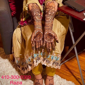 Uniqe_For_you - Henna Tattoo Artist / Arts & Crafts Party in Catonsville, Maryland