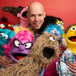 Up In Arms - Puppet Show in Newburgh, New York