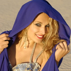 Vanja - Belly Dancer in Orlando, Florida