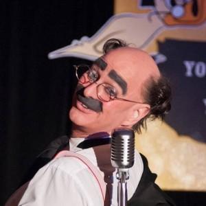 Variety performer/Character M.C. - Interactive Performer / Charlie Chaplin Impersonator in Sarasota, Florida